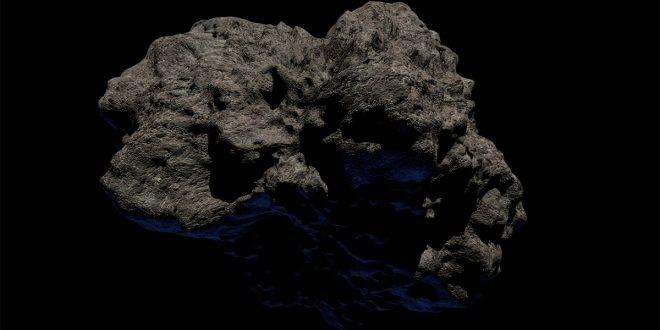 """Pelota de golf"" espacial da nuevas luces sobre los asteroides"