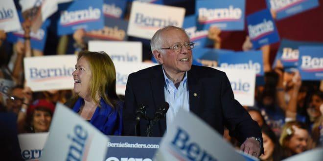 Sanders consolida su favoritismo en Nevada