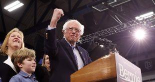 Bernie Sanders primarias