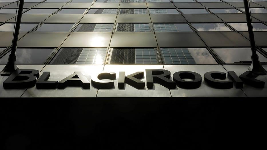 BlackRock giro verde