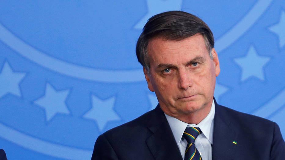 Bolsonaro rechazó exhortación del Papa