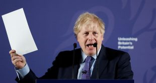 Boris Johnson normas Unión Europea