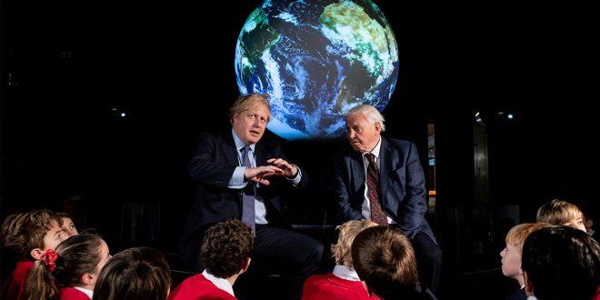 COP26 Glasgow 2020 ya tiene sitio web oficial