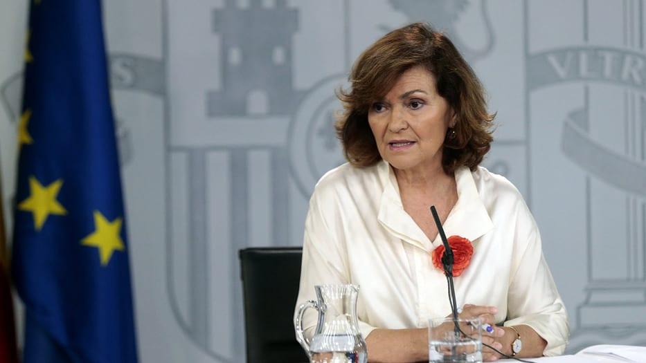 Calvo y Cataluña