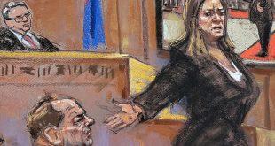 Condena Harvey Weinstein