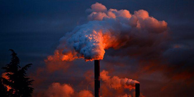 Contaminación del aire por combustibles fósiles
