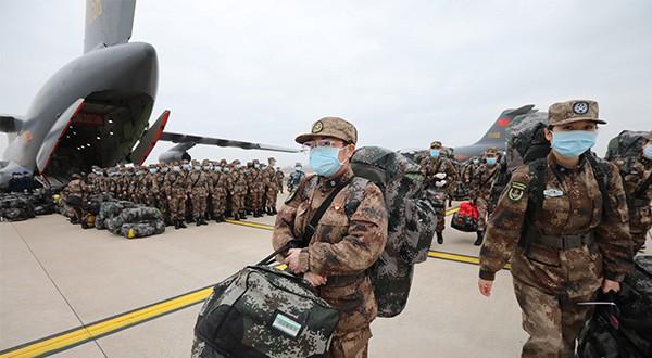 Epidemia de coronavirus_contingente militar