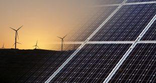 Crecimiento en energías renovables