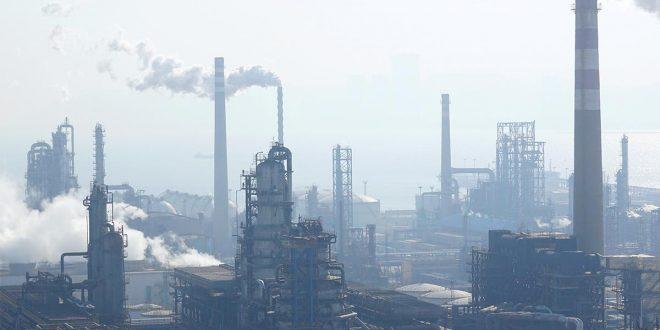 Cuarentena por coronavirus reduce emisiones de CO2 en China