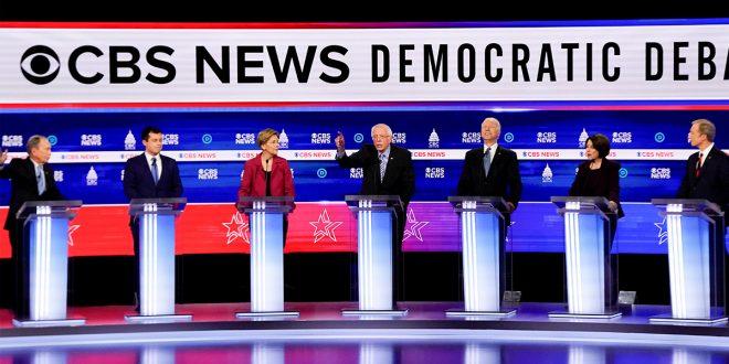 Todos contra Bernie Sanders en el debate demócrata