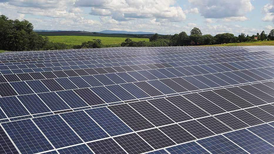 Energía fotovoltaica distribuida