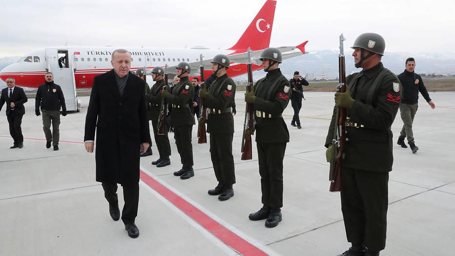Erdogan envió un ultimátum a Siria