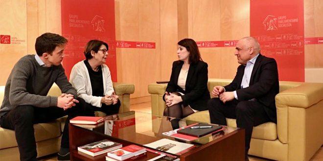 """Errejón: """"Más País fue solo por una urgencia electoral"""""""