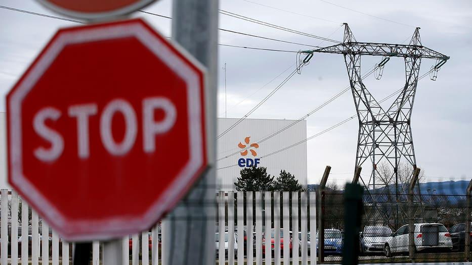 Francia cierre central nuclear