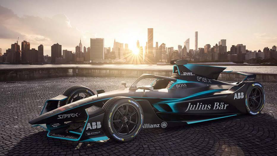 El Gen2 Evo será el primer monoplaza de la Fórmula E como Campeonato Mundial de la FIA