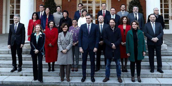 """Primer gobierno de coalición"""", Gorka Landaburu - Director de Cambio16"""