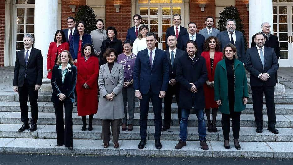 Gobierno de coalición