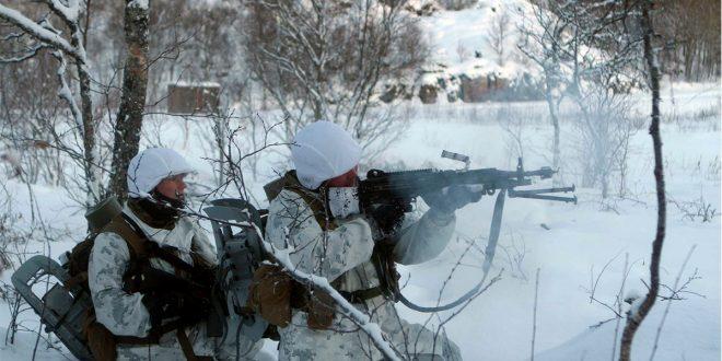 Una nueva Guerra Fría se cierne sobre el Ártico