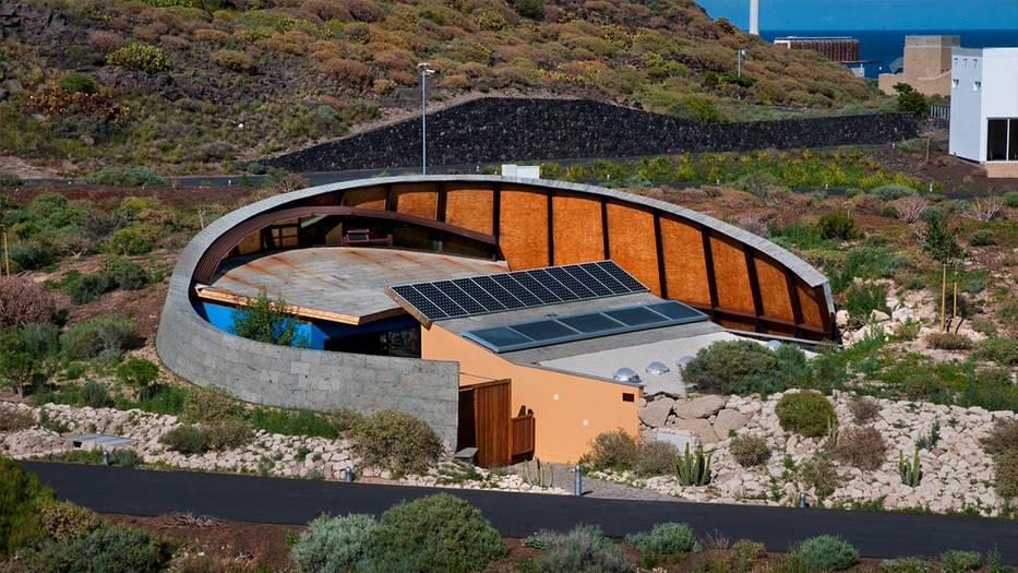 Las casas del Iter son ejemplo en España de viviendas bioecológicas