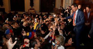 """Juan Guaidó en Canadá: """"El cambio viene y con la cooperación de nuestros aliados la recuperación será mucho más rápida que lo que muchos piensan"""""""