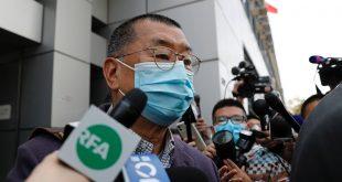 El fundador del Apple Daily podría ser arrestado por 5 años
