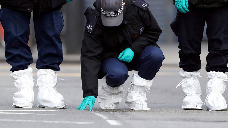 La Policía de Londres sigue investigando los movimientos del atacante