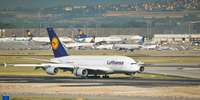 Lufthansa aplica ahorro de costes para compensar impacto del coronavirus