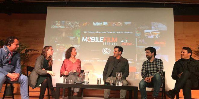 Mobile Film Festival, un minuto por el clima