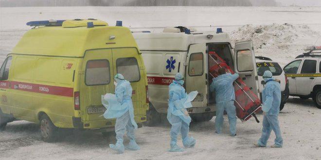 Rusia endurece medidas de prevención contra el coronavirus