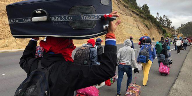 Venezolanos duplicaron solicitudes de asilo en la UE en 2019