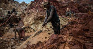 La minería ilegal causa estragos en Venezuela