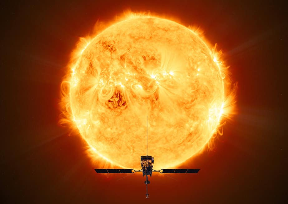 Orbitador Solar Lanzamiento