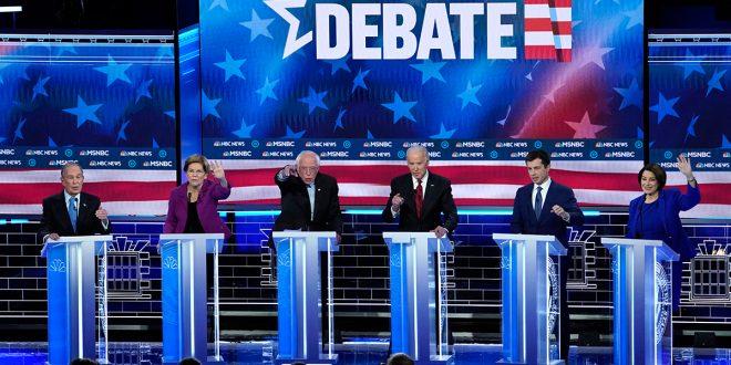 Seis candidatos y ningún rival claro para Donald Trump