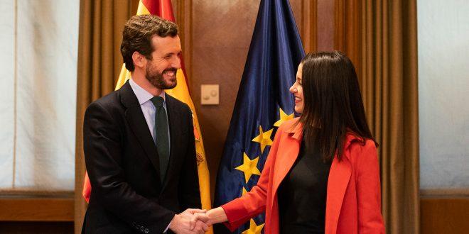 PP y Ciudadanos alcanzaron acuerdo en el País Vasco