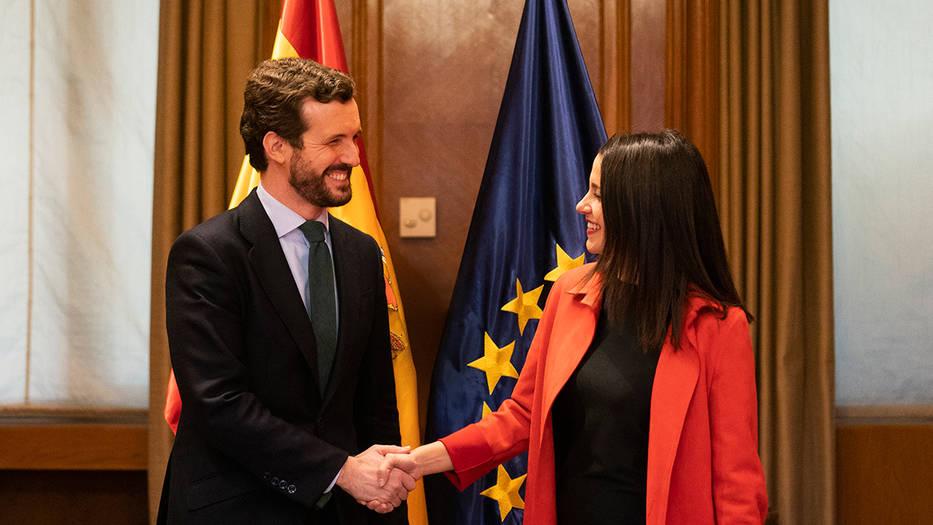 PP y Cs lograron coalición en la comunidad autonómica vasca