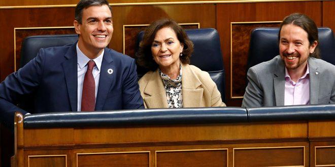 Encuesta: Coalición para formar Gobierno desgasta al PSOE
