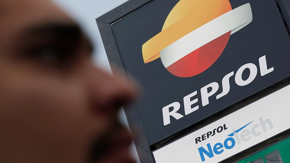 Repsol anuncia pérdidas