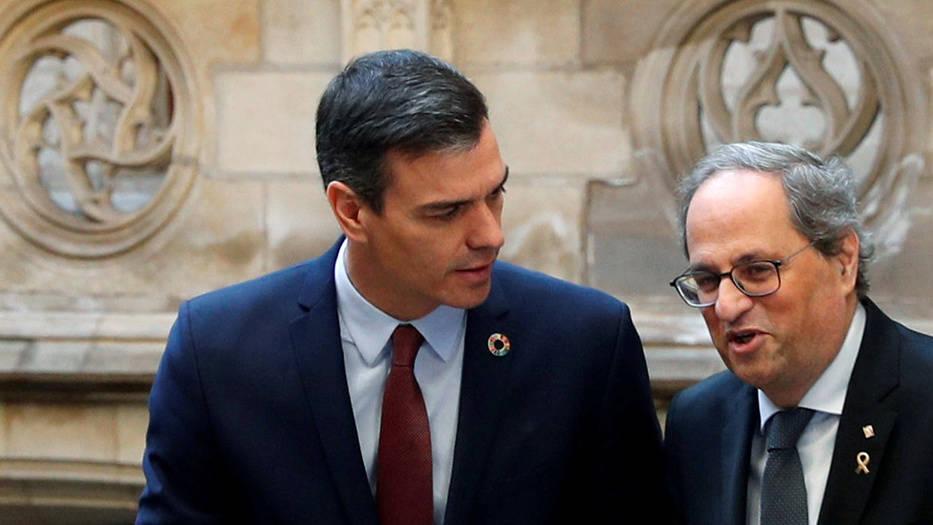 Sánchez y Torra