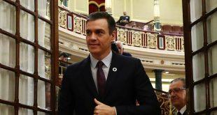 Sánchez acusa a partidos de derecha