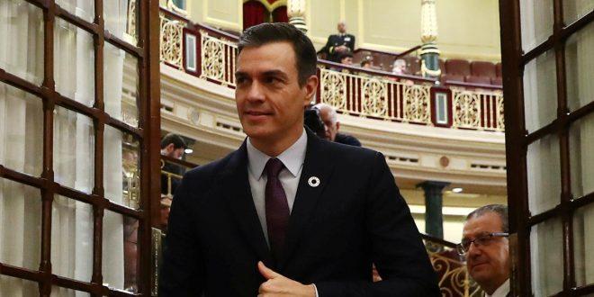 """Sánchez acusa a los partidos de derecha de crear """"falsos problemas"""""""