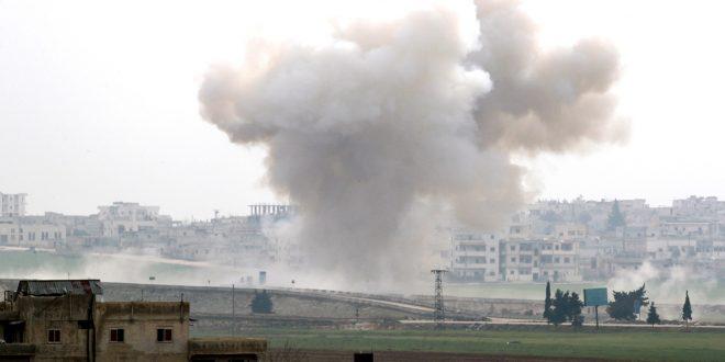 Rusia y Turquía chocan por bombardeo en Siria