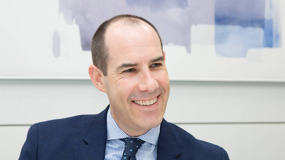 Alberto Berges, director general de Solunion