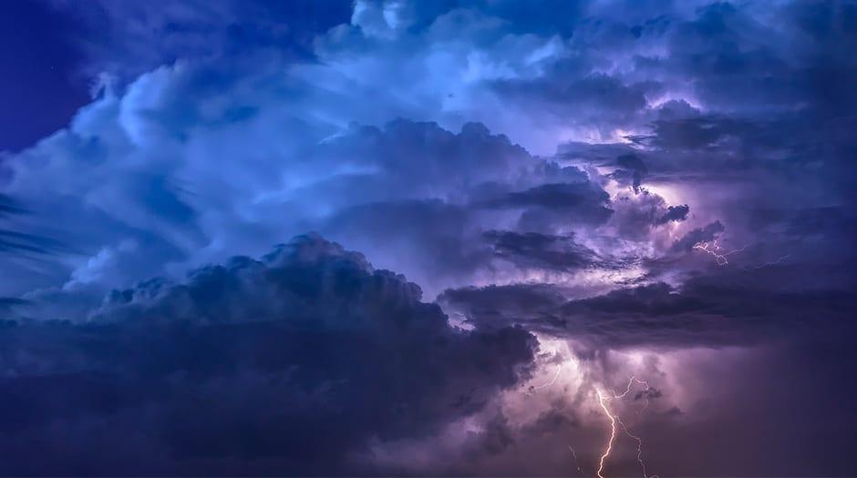 El invierno meteorológico estará acompañado por intensas lluvias en todo el país/Pixabay