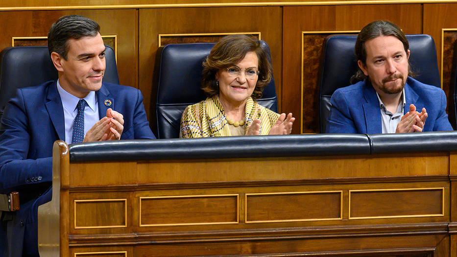 Calvo aplaude la decisión de Sánchez de colocar a Iglesias al frente del CNI