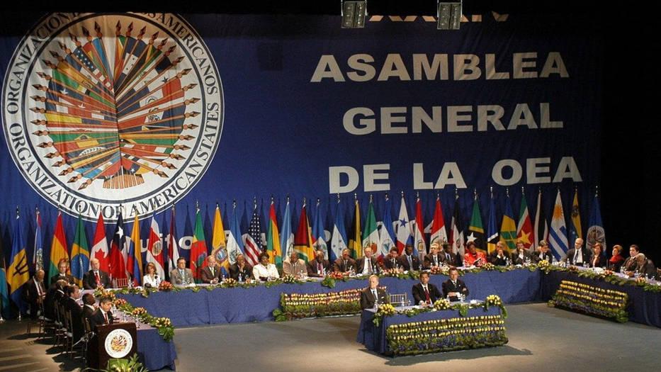 La OEA insiste  que ue hubo fraude
