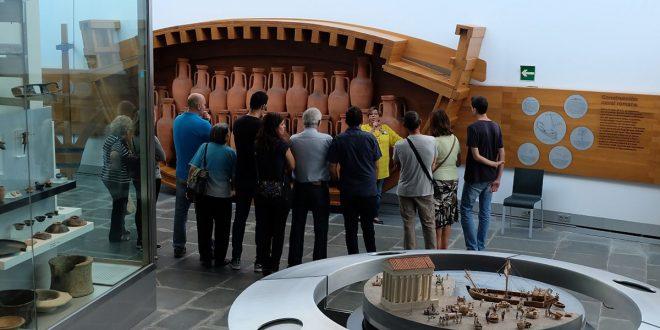 Museo de Arquelogía Subacuática cerrará por filtraciones