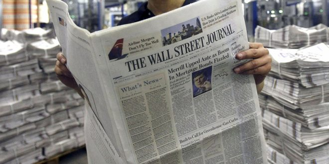 China expulsó a tres periodistas de The Wall Street Journal