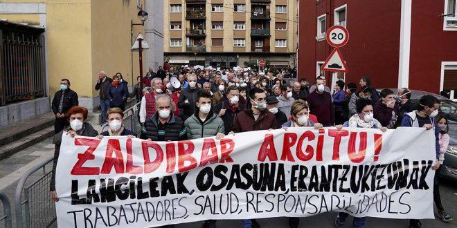 "Videoblog de Gorka Landaburu: ""Tragedia en Zaldibar"""