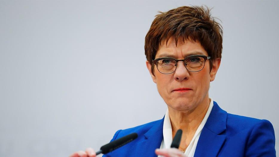 Sucesora de Merkel