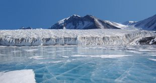 temperaturas en la Antártida